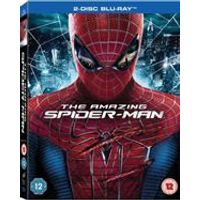 The Amazing Spider-Man (with UltraViolet) (Blu-ray)