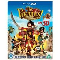 The Pirates! In an Adventure with Scientists (Blu-ray 3D)