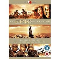 The Epic Collection (The Myth, Mulan, An Empress and the Warriors)