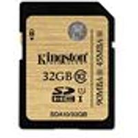 Kingston Technology 32GB UHS-I Ultimate Flash Card (SDA10/32GB)