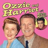 Ozzie & Harriet - Ozzie and Harriet with Ricky Nelson (Music CD)