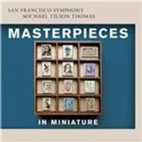 Masterpieces in Miniature (Music CD)