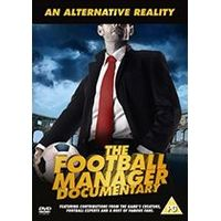 An Alternative Reality: The Football Manager Documentary (DVD)