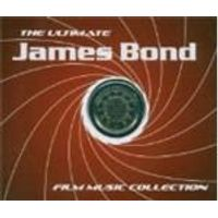 Various Artists - James Bond - The Ultimate Collection (Music CD)