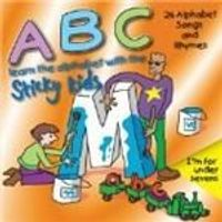 Sticky Kids - A-B-C - Learn The Alphabet With The Sticky Kids