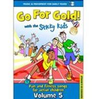 Sticky Kids (The) - Go for Gold (Music CD)