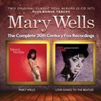 Mary Wells - Complete 20th Century Fox Recordings (Music CD)