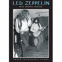 Led Zeppelin - Way Down Inside [Video] (+DVD)