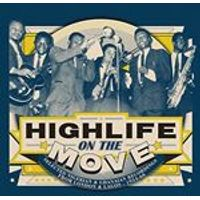 Various Artists - Highlife on the Move (Music CD)
