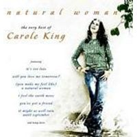 Carole King - A Natural Woman-The Ultimate Collection (Music CD)