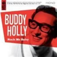 Buddy Holly - Rock Me Baby (Music CD)