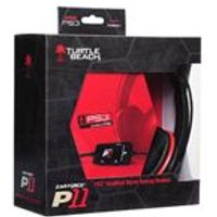 Turtle Beach Ear Force P11 Amplified Stereo Gaming Headset (PS3)