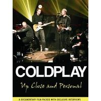 Coldplay - Up Close & Personal (+DVD)