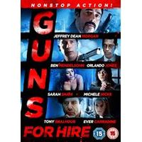Guns For Hire [DVD]