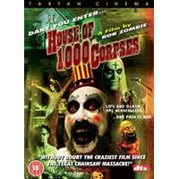 House Of 1000 Corpses (Re-Release)