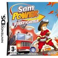 Sam Power: Fire Fighter (Nintendo DS)