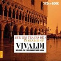 In Search of Vivaldi [3 CDs + Book] (Music CD)