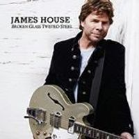 James House - Broken Glass Twisted Steel (Music CD)