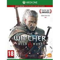 The Witcher 3 Wild Hunt - Day One Edition (Xbox One)