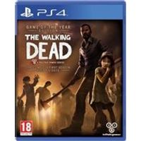 The Walking Dead - Game of the Year Edition (PS4)