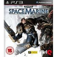 Warhammer 40,000 - Space Marine (PS3)