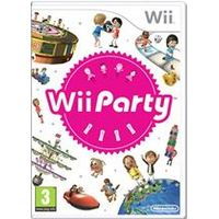 Wii Party - Solus (Wii)