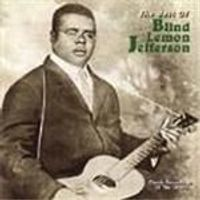 Blind Lemon Jefferson - Best Of Blind Lemon Jefferson, The
