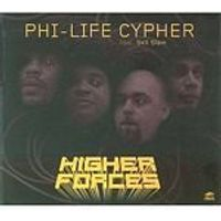 Phi Life Cypher - Higher Forces (Music CD)