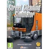 Street Cleaning Simulator (PC)