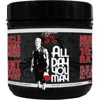 5% Nutrition ALL DAY YOU MAY (Damaged) (30 Servings) - Lemon Lime