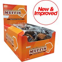 Bodybuilding Warehouse Premium Protein Muffin x 6
