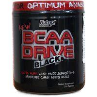 Nutrex BCAA Drive Black - 200 Tablets