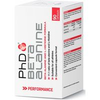 PhD Beta Alanine - 90 Capsules