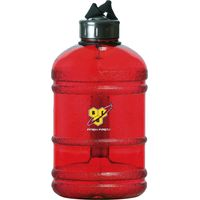 BSN Half Gallon Jug - Red/Silver LID