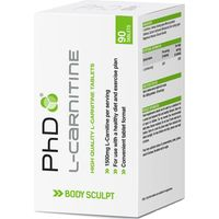 PhD L-Carnitine - 90 Tablets
