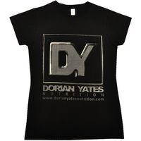 Dorian Yates (DY) Ladies T-Shirt