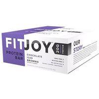 FitJoy Protein Bar - 12 x 60g Bars