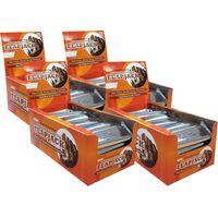 Premium Protein Flapjacks x 4 - 96 Bars!