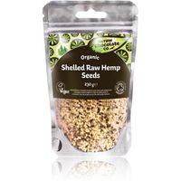 Raw Chocolate Company Shelled Hemp Seeds - 230g