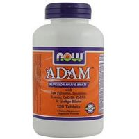 NOW Foods ADAM Superior Mens Multiple Vitamin - 120 Tabs