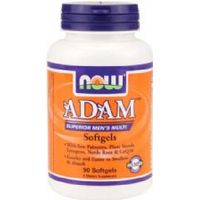 NOW Foods ADAM Superior Mens Multiple Vitamin - 90 Softgels
