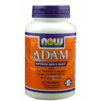 NOW Foods ADAM Superior Mens Multiple Vitamin - 90 VCaps