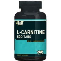 ON L-Carnitine 500mg - 60 Tablets