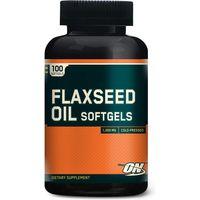 ON Flaxseed Oil - 100 Softgels