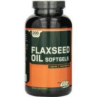 ON Flaxseed Oil - 200 Softgels