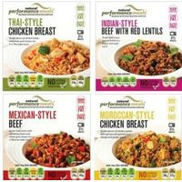 12 x Natural Performance Meals Variety (2 of each)