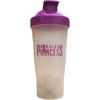 Warrior Princess Shaker Bottle - 700ml