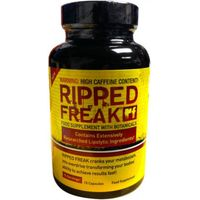 Pharma Freak Ripped Freak - Trial 10 Caps