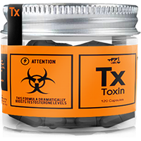 TF7 Toxin Test Booster - 120 Capsules