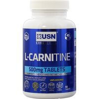 USN L-Carnitine 500mg - 90 Caps